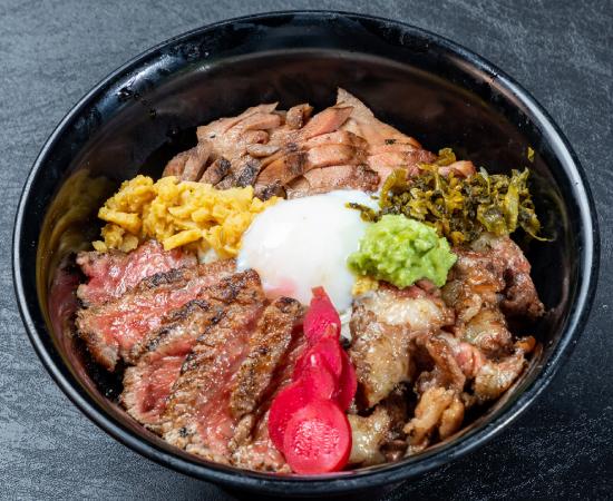 丸ごと熊本丼の写真
